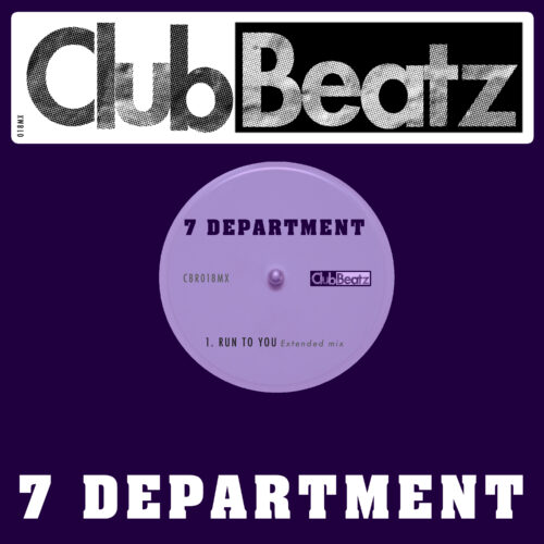 7 Department - Run To You